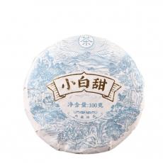 """Белый Юнаньский Чай """"Сяо Бай Тянь""""100гр"""