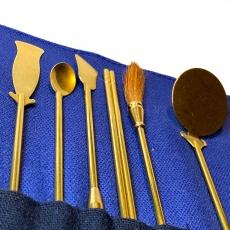 Набор инструментов лля Сян Дао 7 штук, в чехле